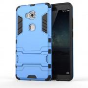 HUAWEI HONOR 5X hybrid bag cover, blå Mobiltelefon tilbehør