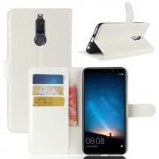 Vilo flip cover hvid Huawei Mate 10 lite Mobilcovers