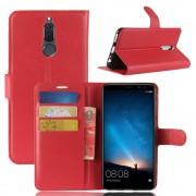 Vilo flip cover rød Huawei Mate 10 lite Mobilcovers