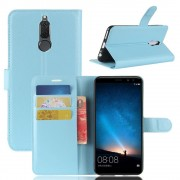 Vilo flip cover blå Huawei Mate 10 lite Mobilcovers