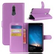 Vilo flip cover lilla Huawei Mate 10 lite Mobilcovers