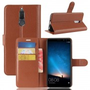 Vilo flip cover brun Huawei Mate 10 lite Mobilcovers