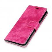 Huawei Mate 10 lite cover i retro stil rosa Mobilcovers