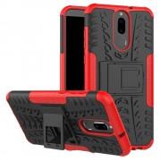Mark II cover rød Huawei Mate 10 lite Mobilcovers