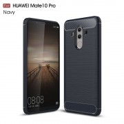 C-style armor cover blå Huawei Mate 10 pro Mobilcovers