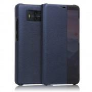 Huawei Mate 10 smart view flipcover blå Mobil tilbehør