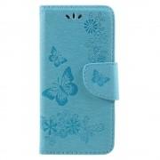 Cover med mønster blå Huawei P9 lite mini Mobilcovers