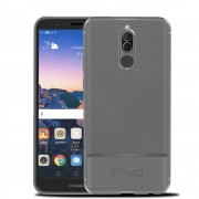 Rugged armor cover grå Huawei mate 10 lite Mobilcovers