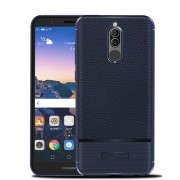 Rugged armor cover blå Huawei mate 10 lite Mobilcovers