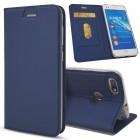 Vilo slim cover blå Huawei P9 lite mini Mobil tilbehør