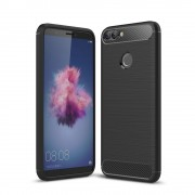 C-style armor cover sort Huawei P smart Mobilcovers