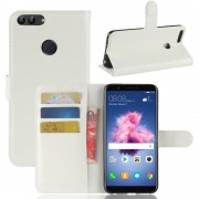 Igo flip cover hvid Huawei P smart Mobil tilbehør
