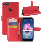 Igo flip cover rød Huawei P smart Mobil tilbehør