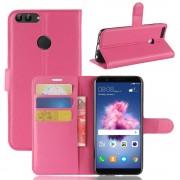 Igo flip cover rosa Huawei P smart Mobil tilbehør