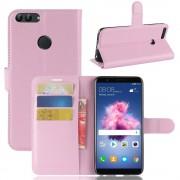 Igo flip cover pink Huawei P smart Mobil tilbehør