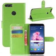 Igo flip cover grøn Huawei P smart Mobil tilbehør