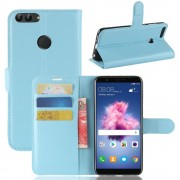 Igo flip cover blå Huawei P smart Mobil tilbehør