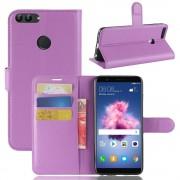 Igo flip cover lilla Huawei P smart Mobil tilbehør