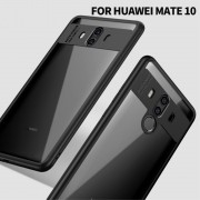 Combi cover sort Huawei Mate 10 pro Mobilcovers