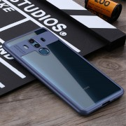 Combi cover blå Huawei Mate 10 pro Mobilcovers