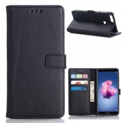 Cover retro sort Huawei P smart Mobilcovers