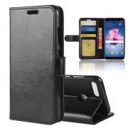 Vilo flip cover sort Huawei P smart Mobilcovers
