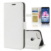 Vilo flip cover hvid Huawei P smart Mobilcovers