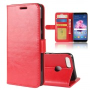 Vilo flip cover rød Huawei P smart Mobilcovers