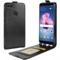 Vertikal flip cover Huawei P smart sort