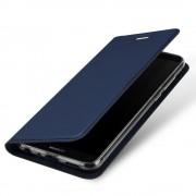 Slim flip cover blå Huawei P smart Mobilcovers