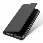 Flip cover slim sort Huawei P20 lite Mobil tilbehør