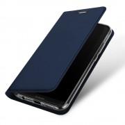 Flip cover slim blå Huawei P20 lite Mobil tilbehør