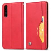 Unik cover rød Huawei P20 Mobil tilbehør