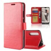 Huawei P20 pro rød Vilo flip cover Mobil tilbehør