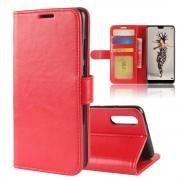 Vilo flip cover rød Huawei P20 Mobilcovers