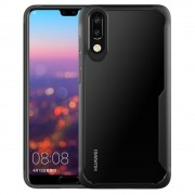 Anti drop cover sort Huawei P20 pro Mobil tilbehør