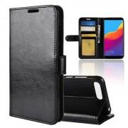 Vilo flip cover sort Huawei Y6 2018 Mobil tilbehør