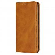 Cryo læder cover brun Honor 10 Mobil tilbehør