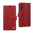 Huawei P20 pro Pierre Cardin etui rød Mobil tilbehør