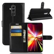 Huawei Mate 20 lite Vilo flip cover sort Mobil tilbehør