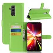Huawei Mate 20 lite Vilo flip cover grøn Mobil tilbehør