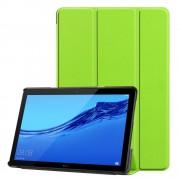 Huawei T5 10,1 grøn klassisk folde cover Ipad og Tablet tilbehør
