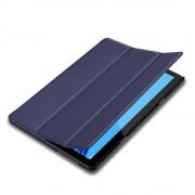 Huawei T5 10,1 mørkeblå klassisk folde cover Ipad og Tablet tilbehør