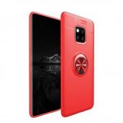 rød Cover med ring holder Huawei Mate 20 Pro Mobil tilbehør