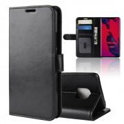 sort Vilo flip cover Huawei Mate 20 Pro Mobil tilbehør