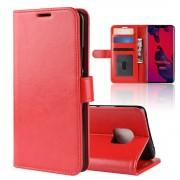 rød Vilo flip cover Huawei Mate 20 Pro Mobil tilbehør