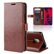 brun Vilo flip cover Huawei Mate 20 Pro Mobil tilbehør