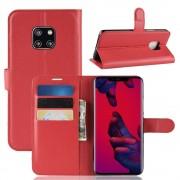 rød Igo flip cover Huawei Mate 20 Pro Mobil tilbehør