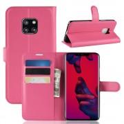 rosa Igo flip cover Huawei Mate 20 Pro Mobil tilbehør