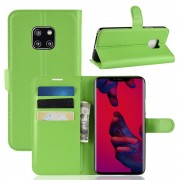 grøn Igo flip cover Huawei Mate 20 Pro Mobil tilbehør